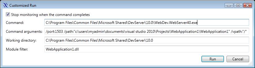 Quick Start - Runtime Flow - Vlasov Studio (Innovative Visual Studio